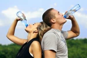 importance de l'eau pour la santé et le sport