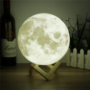 lampe Lune lumineuse - Nature et zen