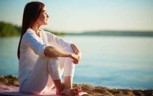 meditation nature et zen