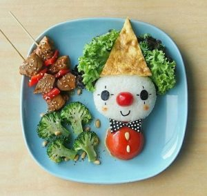 bienfaits des fruits et des légumes dans l'alimentation des enfants
