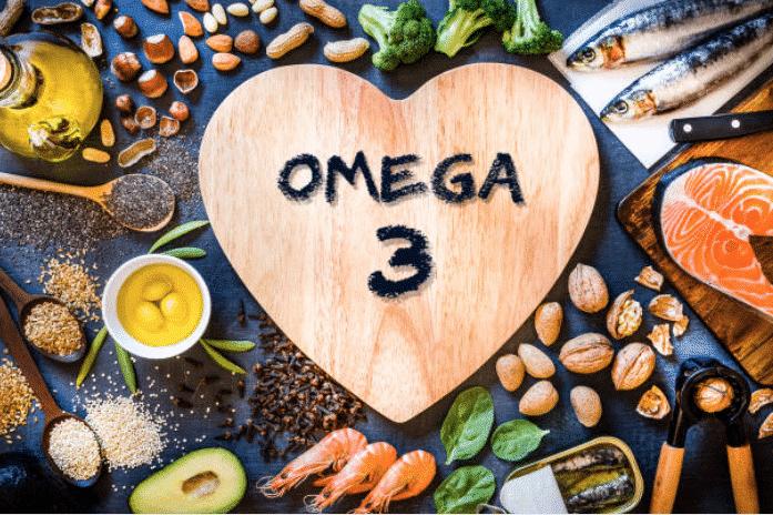 Omega 3 pour perdre du poids
