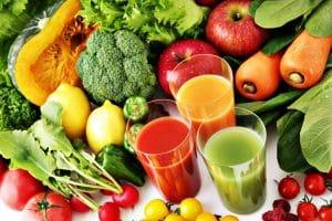 Vertus et bienfaits des jus de fruits et légumes