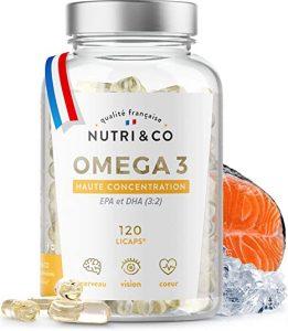 bienfaits omega-3 sackanken sante nutrition