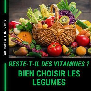 Vitamines: Comment choisir les légumes pour être sûr d'en trouver ?
